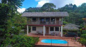 Charming Two-Story Ocean View Home in Tinamastes with Easy Access