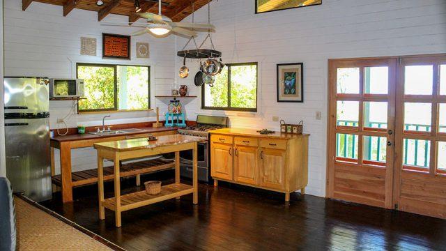 Open Tropical Floor Plan