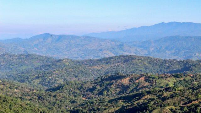 Extensive Valley Views