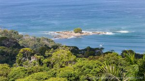 Prime Land with Epic Whitewater Ocean Views in Escaleras Dominical