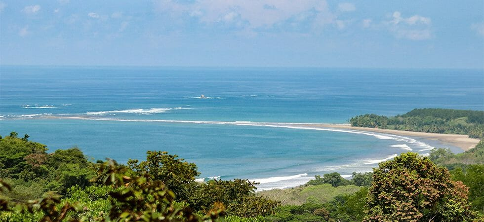 Ocean View Home Sites with Approved Water Supply in Uvita Bahia Ballena