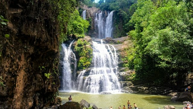 Nauyaca Waterfalls Property