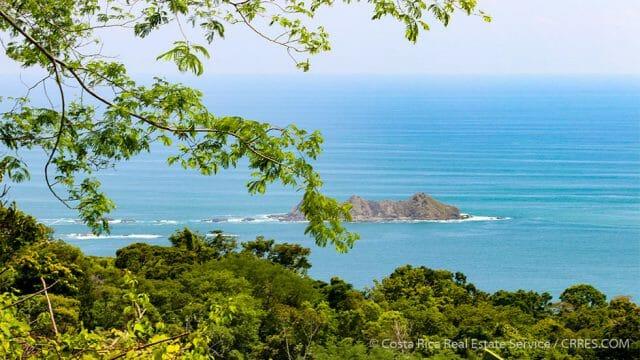 Ballena Rocks View