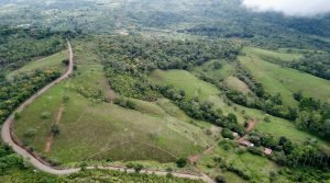 180 Acre Cattle Ranch in Portrero Grande South of San Isidro