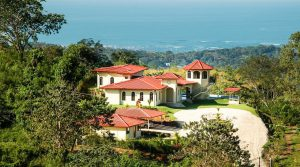 Luxury Villa With Ocean View and Guest House In Ojochal