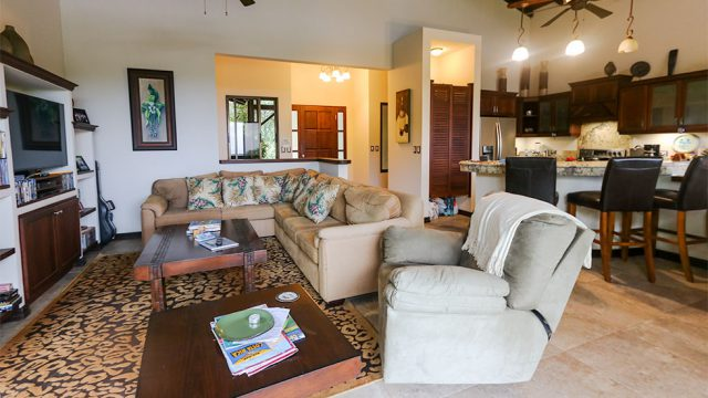 Large Living Space