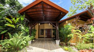Turn Key Ocean View Home in Gated Community Above Uvita