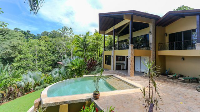 Ocean View Home in Gated Community