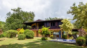 Two Move In Ready Homes in Ojochal on Over 13 Tropical Acres