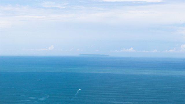 Cano Island View