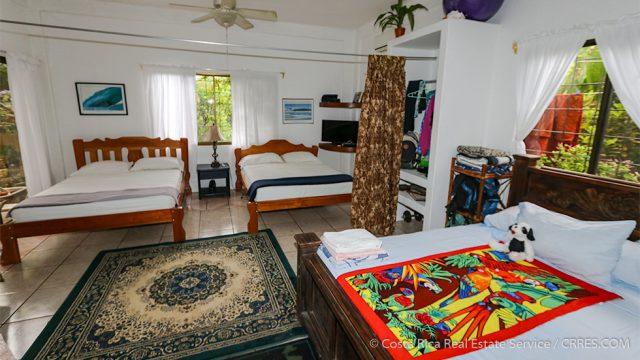 Downstairs Rental Bedroom