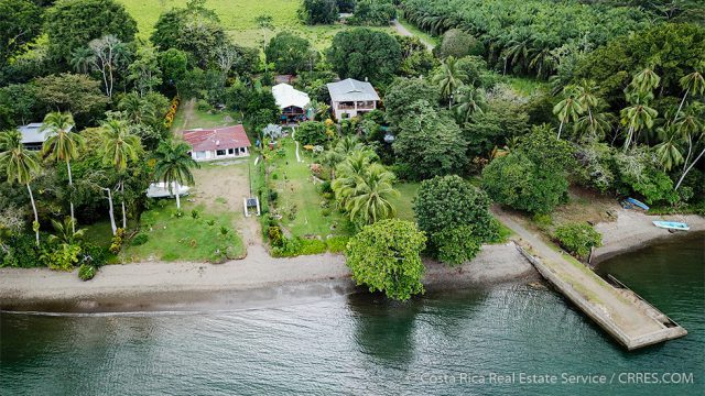 Direct Access to Boat Dock on Golfo Dulce