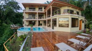 Luxurious Ocean View Vacation Rental Home in Manuel Antonio
