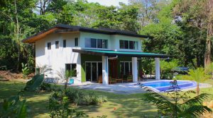 New Home Near Uvita with Whales Tail View and Infinity Pool