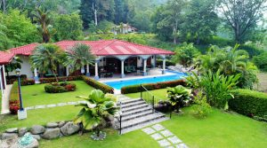 Luxury Estate with Guest Home Inside of a Private Community in Ojochal