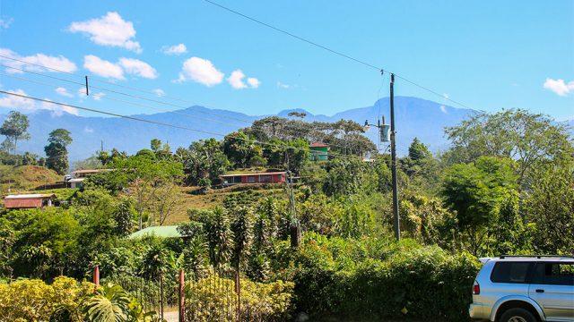 Chirripo Mountain Views
