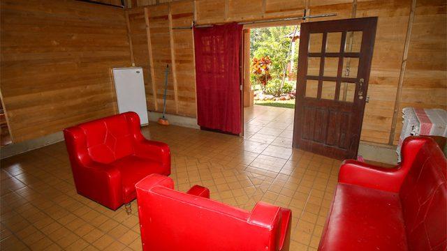 Teak Wood Interior