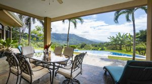 Private Jungle Estate with Ocean View in the Mountains Above Matapalo