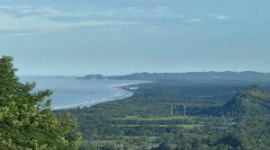 2 Land Parcels in Lagunas with Gorgeous Ocean and Mountain Views