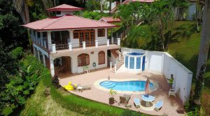Home in Lagunas with Pool and 2nd Building Site Close to Dominical