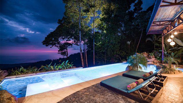 Ocean View Infinity Pool