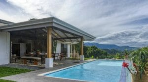 Sustainable Solar Powered Homes on Cacao Ridge near Dominical