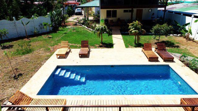 Private Pool Area