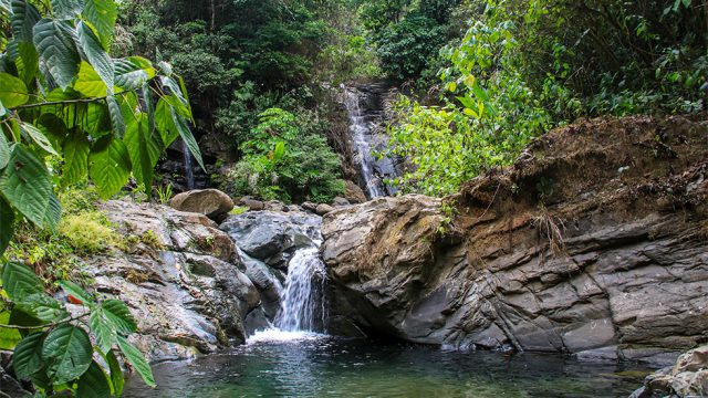 Waterfall Paradise in Hatillo
