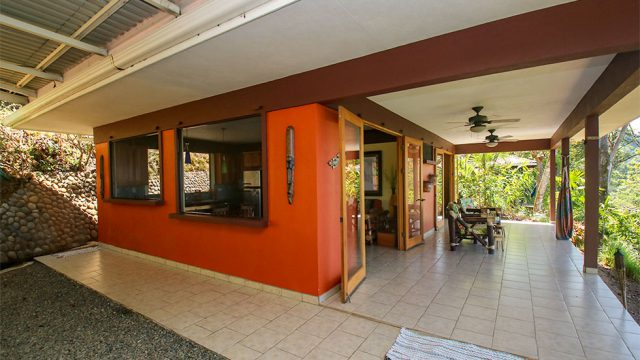 Covered Patio Areas