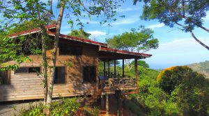Affordable Wood Home in Lagunas with Ocean and Mountain Views