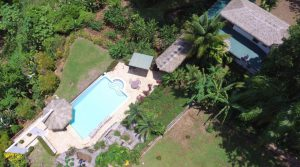 Ocean View Home in Ojochal with Resort Style Pool and 2nd Building Site