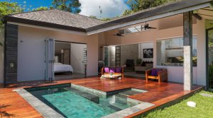Balinese Style Villa with Prime Escaleras Location near Dominical