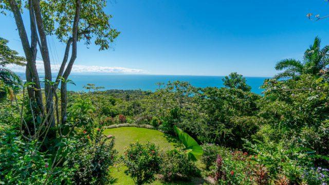 Dominical Beach Views