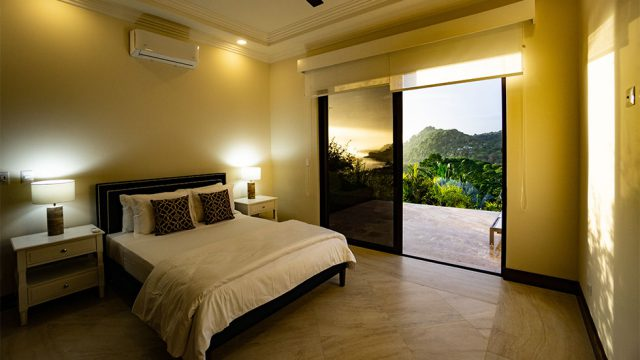 Bedrooms with Great Views