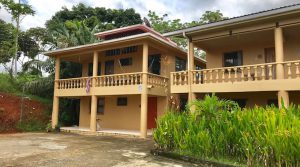 Ocean View Property with Owner's Home, a Hotel and Rental Cabinas