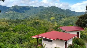 Boutique Bed & Breakfast Cabina Business with Owner's Home in Uvita