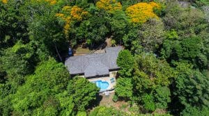 Ocean View Home in Premier Escaleras Community of Dominical