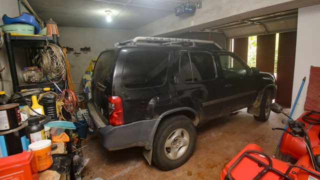 Nissan Xterra Included
