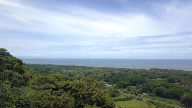 Close to Dominical Town