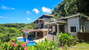 Fantastic Deal for a Luxury Ocean View Estate in San Martin Dominical