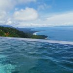 Infinity Pool with Whitewater Ocean View