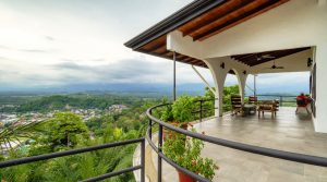 Beautiful Home Perched in the Hills Above Quepos and Manuel Antonio