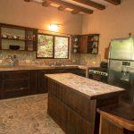 Full Kitchen in Main Cabina