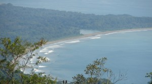 2.5 Acres with Ocean Views in the Escaleras Hills of Dominical