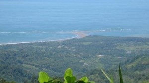 104 Acres of Ocean View Pasture Above Uvita