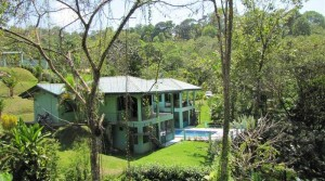 Two Villas on Five Subdividable Acres in the Jungles of Uvita