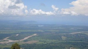90 Acre Farm Above Palmar Norte with Southern Views of Costa Rica