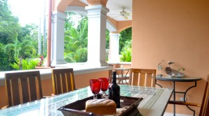 Ground Floor Golf Course Condo 15D at the Los Suenos Resort
