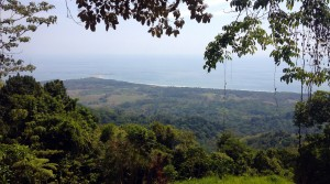 Building Lot In the Hills Above Playa Uvita With Gorgeous Ocean Views