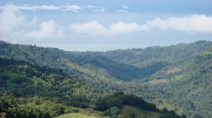 Off the Grid Ranch Near Uvita With Ocean Views and Private Waterfalls